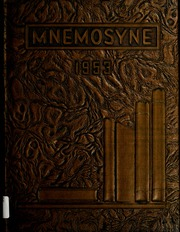 1953 Edition, Huntington College - Mnemosyne Yearbook (Huntington, IN)