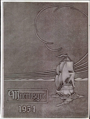 1954 Edition, Huntington College - Mnemosyne Yearbook (Huntington, IN)