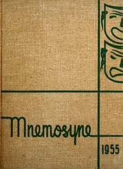 1955 Edition, Huntington College - Mnemosyne Yearbook (Huntington, IN)