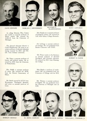 Page 13, 1956 Edition, Huntington College - Mnemosyne Yearbook (Huntington, IN) online yearbook collection
