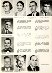 Page 14, 1956 Edition, Huntington College - Mnemosyne Yearbook (Huntington, IN) online yearbook collection