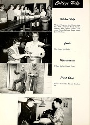 Page 16, 1956 Edition, Huntington College - Mnemosyne Yearbook (Huntington, IN) online yearbook collection