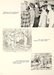Page 10, 1963 Edition, Huntington College - Mnemosyne Yearbook (Huntington, IN) online yearbook collection