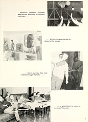 Page 11, 1963 Edition, Huntington College - Mnemosyne Yearbook (Huntington, IN) online yearbook collection