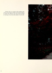 Page 12, 1963 Edition, Huntington College - Mnemosyne Yearbook (Huntington, IN) online yearbook collection