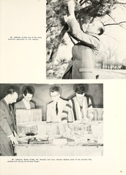 Page 15, 1963 Edition, Huntington College - Mnemosyne Yearbook (Huntington, IN) online yearbook collection