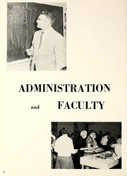 Page 16, 1963 Edition, Huntington College - Mnemosyne Yearbook (Huntington, IN) online yearbook collection