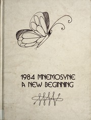 1984 Edition, Huntington College - Mnemosyne Yearbook (Huntington, IN)
