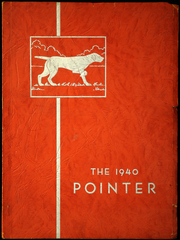 1940 Edition, Bemus Point High School - Pointer Yearbook (Bemus Point, NY)