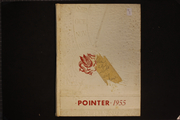 1955 Edition, Bemus Point High School - Pointer Yearbook (Bemus Point, NY)
