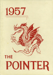 1957 Edition, Bemus Point High School - Pointer Yearbook (Bemus Point, NY)