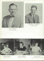 Page 10, 1958 Edition, Bemus Point High School - Pointer Yearbook (Bemus Point, NY) online yearbook collection