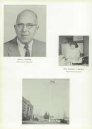 Page 12, 1958 Edition, Bemus Point High School - Pointer Yearbook (Bemus Point, NY) online yearbook collection