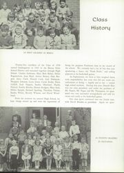 Page 16, 1958 Edition, Bemus Point High School - Pointer Yearbook (Bemus Point, NY) online yearbook collection