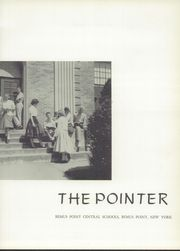 Page 7, 1958 Edition, Bemus Point High School - Pointer Yearbook (Bemus Point, NY) online yearbook collection