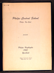 Page 3, 1953 Edition, Phelps Central High School - Highlights Yearbook (Phelps, NY) online yearbook collection
