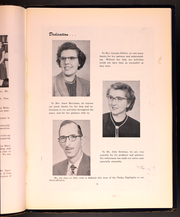 Page 9, 1953 Edition, Phelps Central High School - Highlights Yearbook (Phelps, NY) online yearbook collection