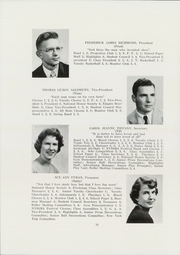 Page 12, 1954 Edition, Phelps Central High School - Highlights Yearbook (Phelps, NY) online yearbook collection