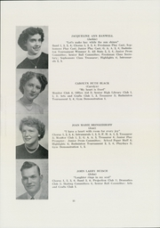 Page 13, 1954 Edition, Phelps Central High School - Highlights Yearbook (Phelps, NY) online yearbook collection