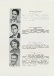 Page 14, 1954 Edition, Phelps Central High School - Highlights Yearbook (Phelps, NY) online yearbook collection