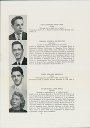 Page 15, 1954 Edition, Phelps Central High School - Highlights Yearbook (Phelps, NY) online yearbook collection