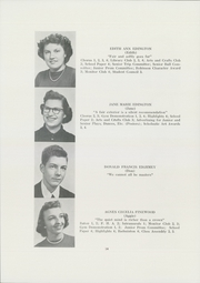 Page 16, 1954 Edition, Phelps Central High School - Highlights Yearbook (Phelps, NY) online yearbook collection
