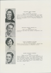 Page 17, 1954 Edition, Phelps Central High School - Highlights Yearbook (Phelps, NY) online yearbook collection