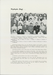 Page 6, 1954 Edition, Phelps Central High School - Highlights Yearbook (Phelps, NY) online yearbook collection