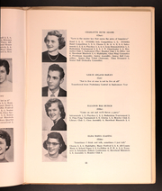 Page 15, 1955 Edition, Phelps Central High School - Highlights Yearbook (Phelps, NY) online yearbook collection