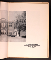 Page 7, 1955 Edition, Phelps Central High School - Highlights Yearbook (Phelps, NY) online yearbook collection