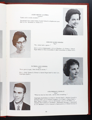 Page 15, 1962 Edition, Phelps Central High School - Highlights Yearbook (Phelps, NY) online yearbook collection