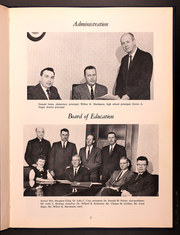 Page 9, 1963 Edition, Phelps Central High School - Highlights Yearbook (Phelps, NY) online yearbook collection