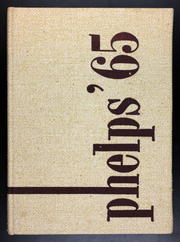 Page 1, 1965 Edition, Phelps Central High School - Highlights Yearbook (Phelps, NY) online yearbook collection