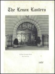 Page 5, 1957 Edition, Lenox School - Lantern Yearbook (New York, NY) online yearbook collection