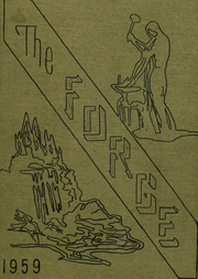 Page 1, 1959 Edition, Cairo Central High School - Forge Yearbook (Cairo, NY) online yearbook collection