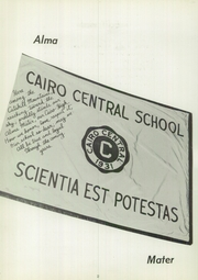 Page 6, 1959 Edition, Cairo Central High School - Forge Yearbook (Cairo, NY) online yearbook collection