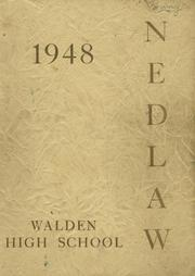 1948 Edition, Walden High School - Yearbook (Walden, NY)