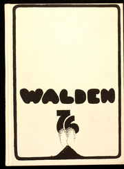 1976 Edition, Walden High School - Yearbook (Walden, NY)