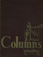 1952 Edition, Wilson Vocational High School - Columns Yearbook (Jamaica, NY)