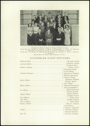 Page 10, 1936 Edition, Sea Cliff High School - Cliffonian Yearbook (Sea Cliff, NY) online yearbook collection