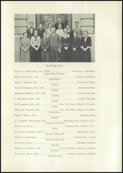 Page 9, 1936 Edition, Sea Cliff High School - Cliffonian Yearbook (Sea Cliff, NY) online yearbook collection