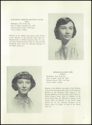 Page 11, 1953 Edition, Chapin School - Yearbook (New York, NY) online yearbook collection