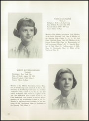 Page 14, 1953 Edition, Chapin School - Yearbook (New York, NY) online yearbook collection