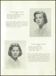 Page 15, 1953 Edition, Chapin School - Yearbook (New York, NY) online yearbook collection