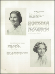 Page 16, 1953 Edition, Chapin School - Yearbook (New York, NY) online yearbook collection