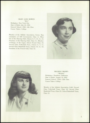 Page 9, 1953 Edition, Chapin School - Yearbook (New York, NY) online yearbook collection
