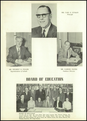 Page 12, 1955 Edition, North Tarrytown High School - Headless Horseman Yearbook (North Tarrytown, NY) online yearbook collection