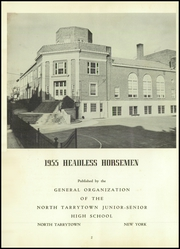 Page 6, 1955 Edition, North Tarrytown High School - Headless Horseman Yearbook (North Tarrytown, NY) online yearbook collection