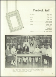 Page 11, 1956 Edition, North Tarrytown High School - Headless Horseman Yearbook (North Tarrytown, NY) online yearbook collection