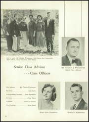 Page 14, 1956 Edition, North Tarrytown High School - Headless Horseman Yearbook (North Tarrytown, NY) online yearbook collection